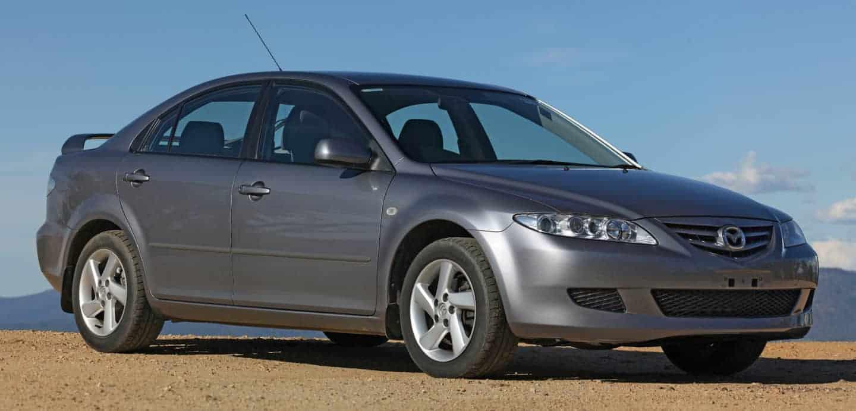 Mazda 6 Sedan family car