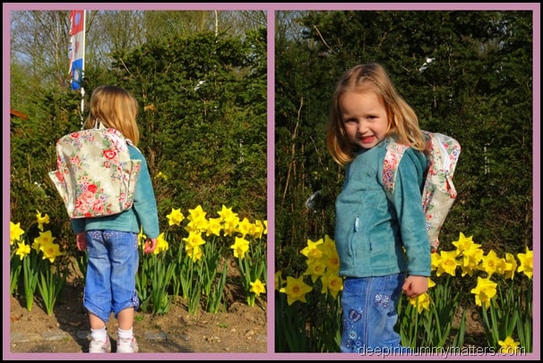 Minene Child Bag Review and Competition