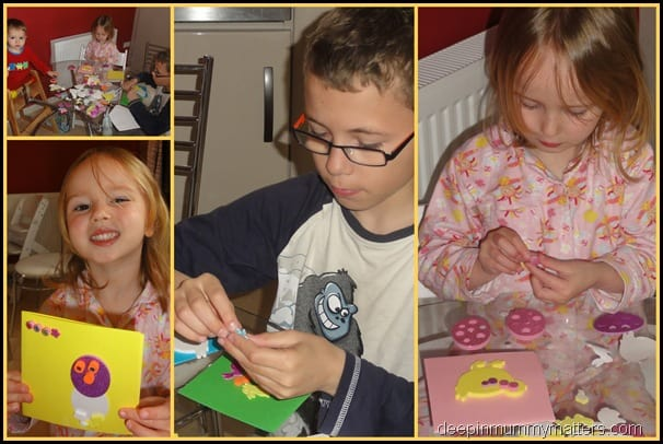 100/366 – Our Easter fun in pictures . . .