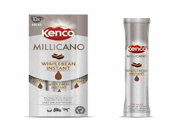 Kenco Millicano Stick Packs – perfect for summer travels! 3