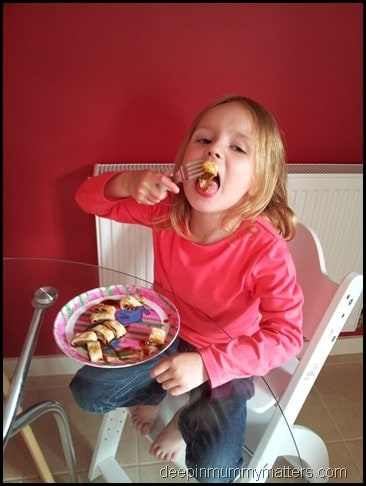 Could Selective Eating Disorder be the answer? 1