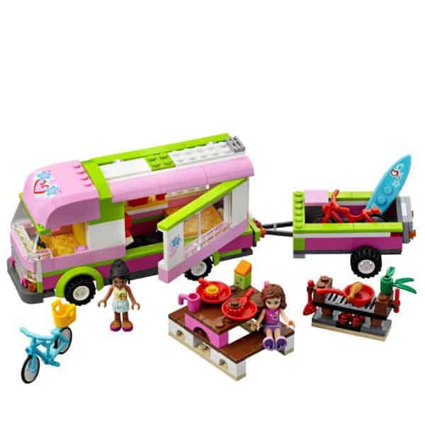 Excited by the new Lego Friends range 2