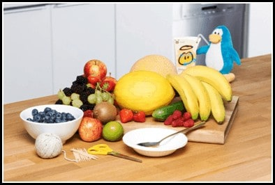 Time to get fruity with Innocent and Club Penguin! 1