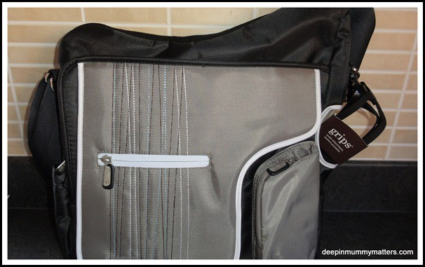 Review: JJ Cole System 180 Changing Bag 6