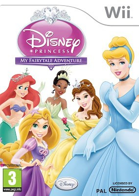 Review: Wii Disney Princess: My Fairytale Adventure
