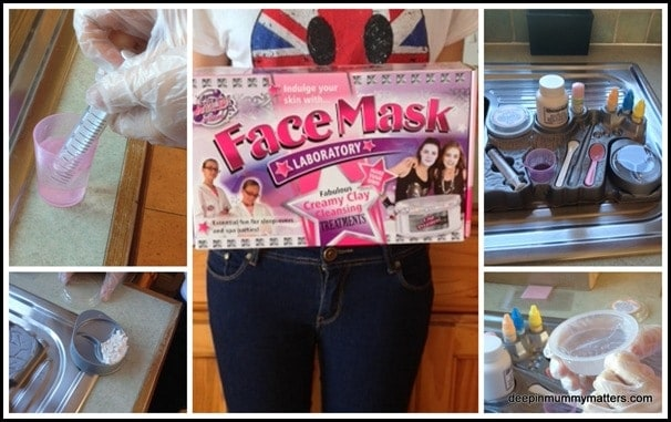 Review: Wild Science Face Mask Laboratory 1