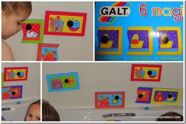Galt Magic Bath Puzzles