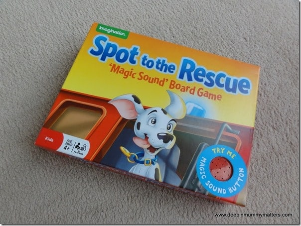 Magic Sounds Board Games from Imagination 1