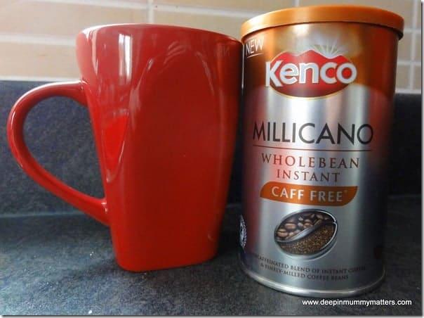 Kenco Millicano Wholebean Instant Caff Free 2