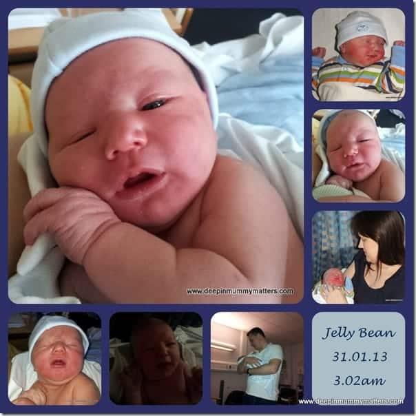 Jelly Bean's Birth Story