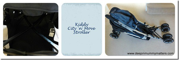 Kiddy CitynMove4