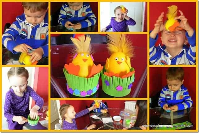 Easter Making, Baking and Crafts 3