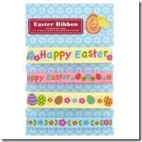 Easter ribbon