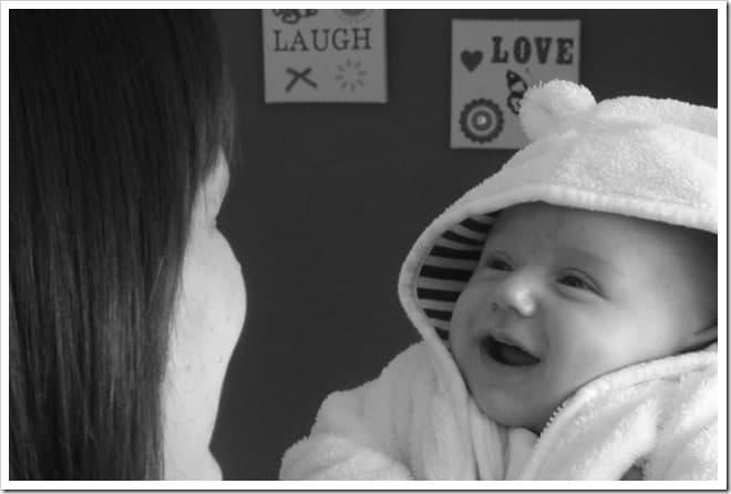 Little smiler . . . . 3