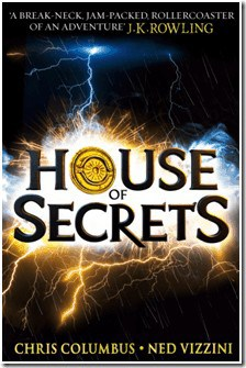 House of Secrets in the shops tomorrow! 3