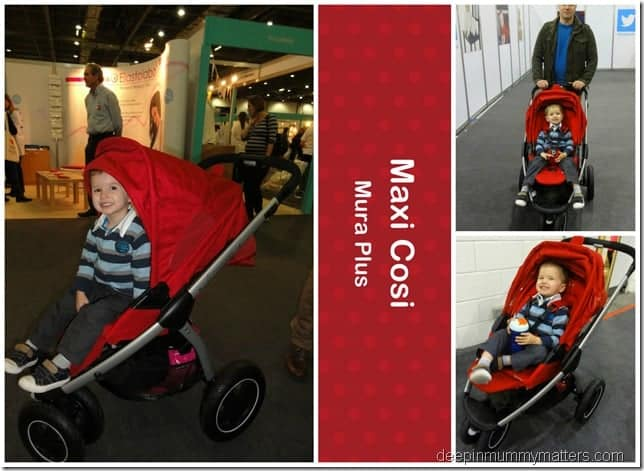 Review: Maxi Cosi Mura Plus Pushchair 2