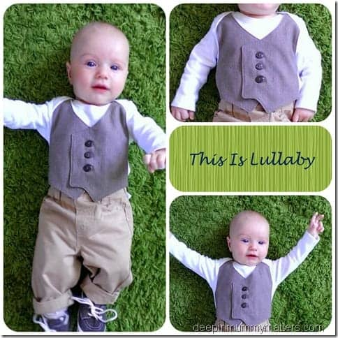 Review: Vintage Baby Clothes from This Is Lullaby 1