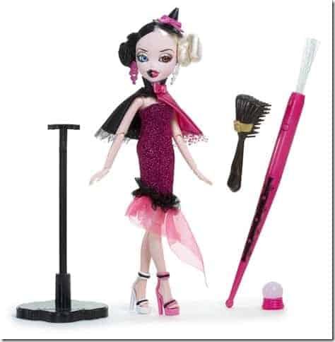 Bratzillaz Magic Night Out Doll Cloetta Spelletta FW 01