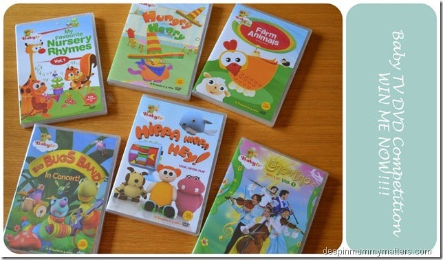 BabyTV Competition
