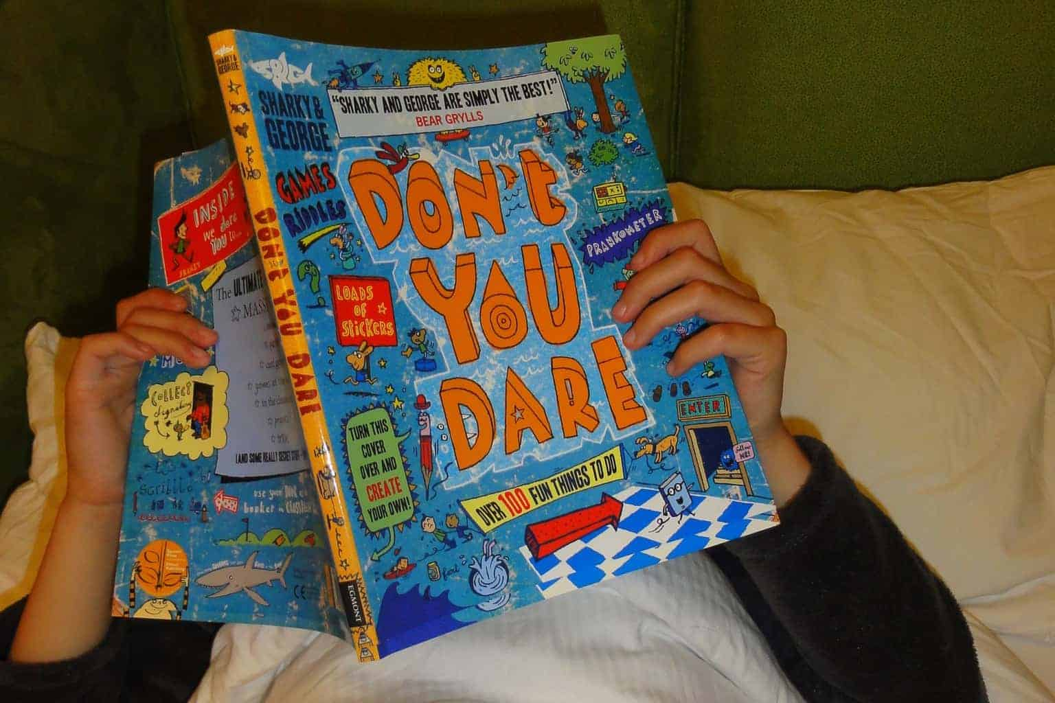 Review: Don't You Dare by Sharky & George 1