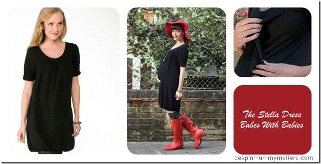 Top breastfeeding dresses! 2