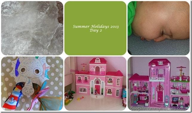 Summer Holidays 2013 – Day 2