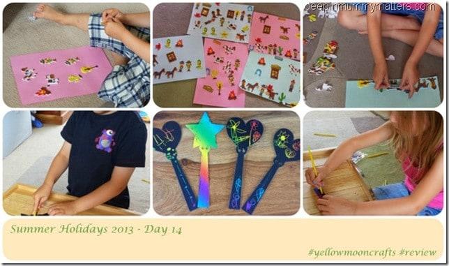 Summer Holidays 2013 – Day 14 1