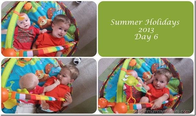 Summer Holidays 2013