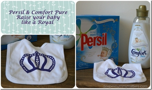 Raise your baby like a Royal . . . 1