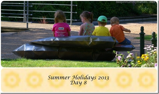 Summer Holidays – Day 8 5