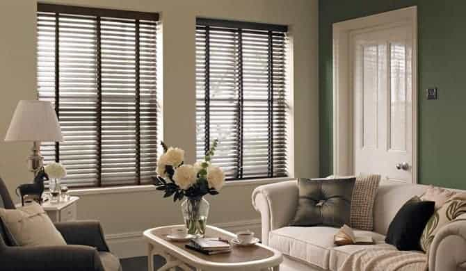 Have you considered real wood window blinds 1