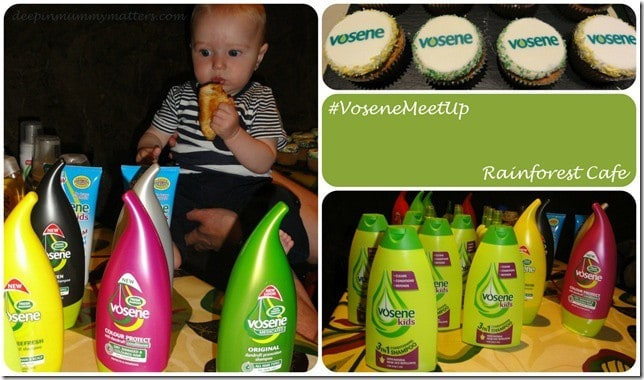 Family Fun in London – thank you Vosene!