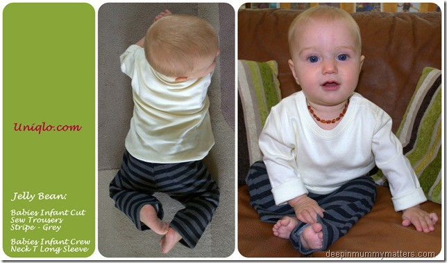 UNIQLO Family Fashion Challenge 2