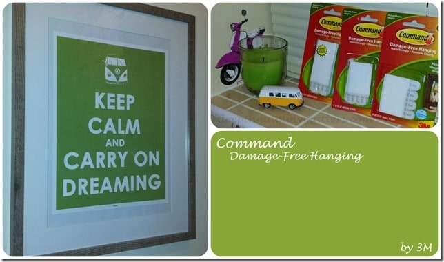 Command Strips for Damage-Free Picture Hanging 2