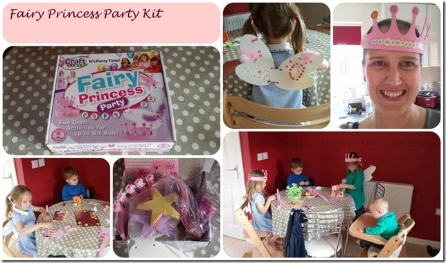 Fairy Princess Party Kit from Interplay {Review}