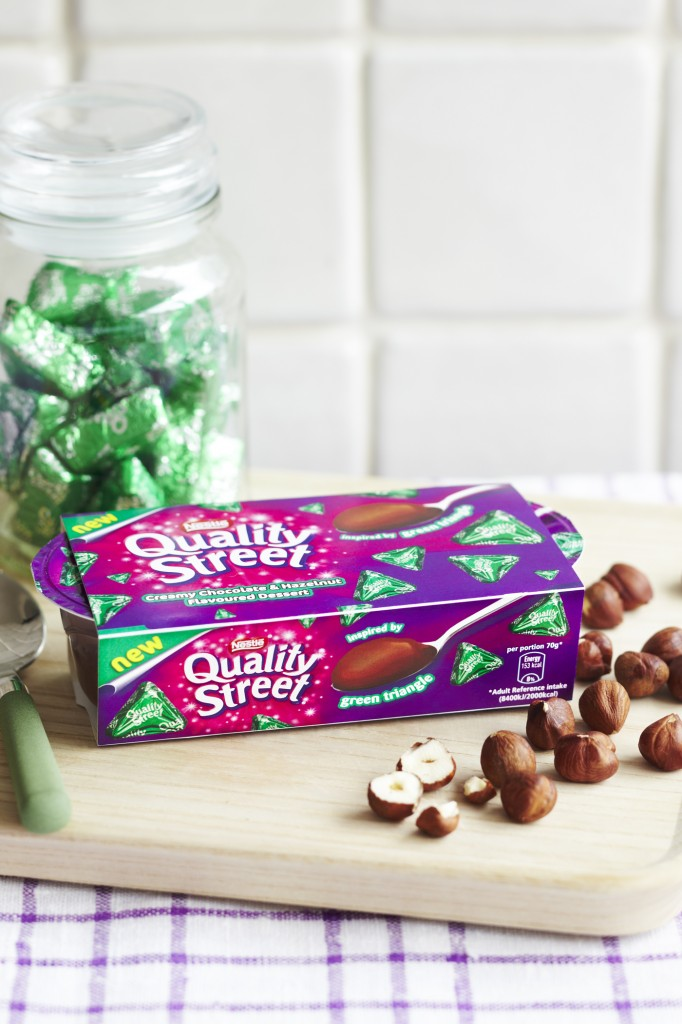 Quality Street Green Triangle