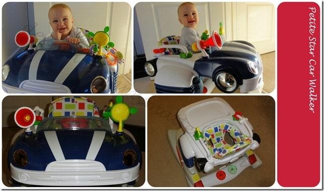 Review: Petite Star Car Walker