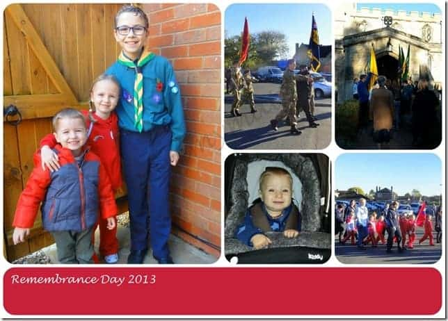 Remembrance Day 2013 2