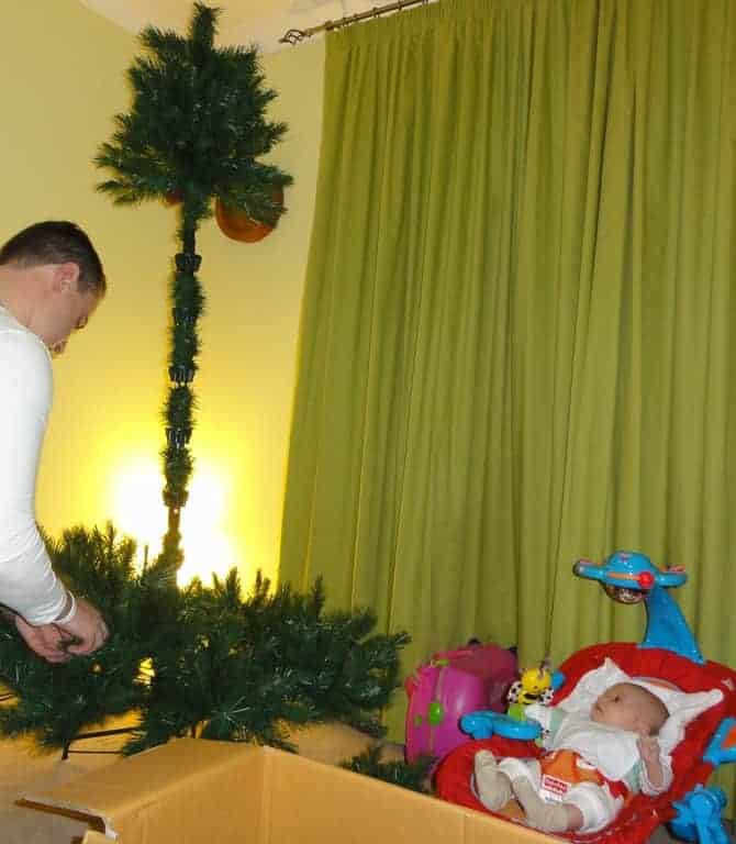 Making Baby's First Christmas Extra Special 1