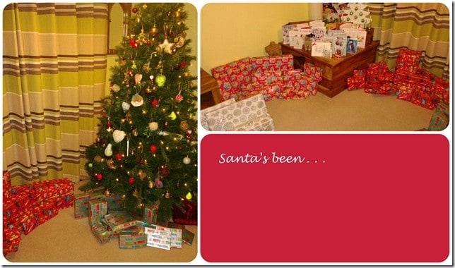 Santa's Been
