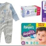 Asda Baby and Toddler Event has started online!!