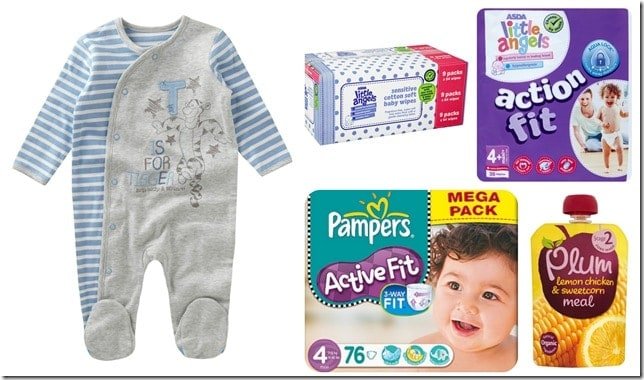 Asda Baby And Toddler Event