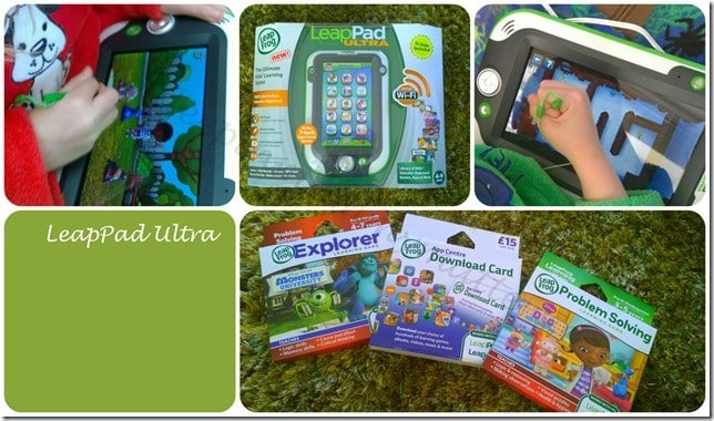 Why we love the LeapPad Ultra 1