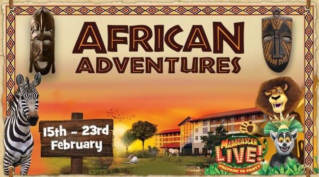 Chessington World of Adventures Resort offer £79 stay for family of four – Feb half term