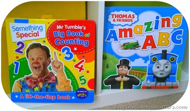 Our favourite first Counting and Alphabet books 2