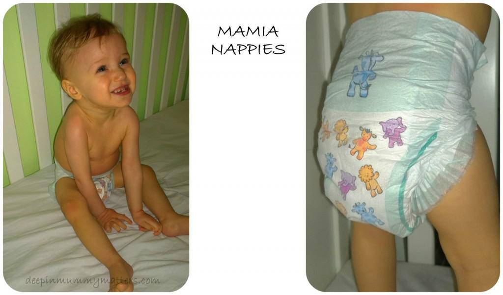 Mamia Nappies