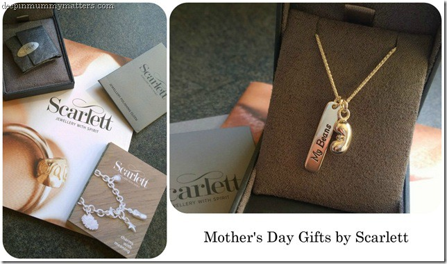 An Early Mother's Day Gift For Me From Scarlett Jewellery