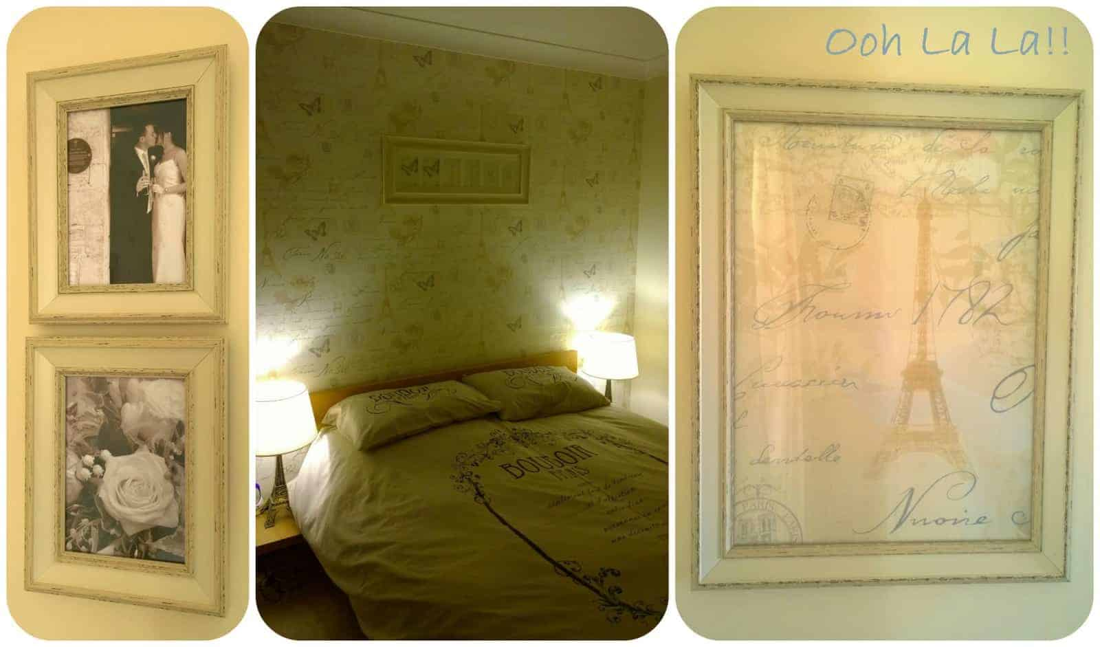 Easter holidays – bedroom mini-makeover