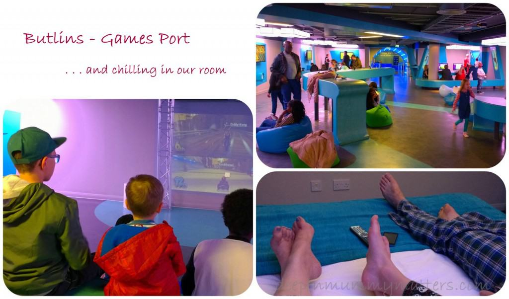 Butlins Games Port