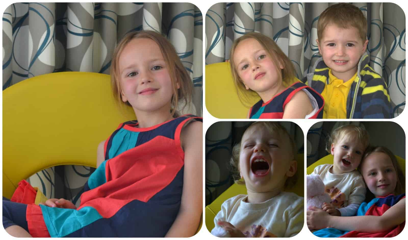 This time last week: Butlins – Day 4 – Scooby Doo and Sunshine!